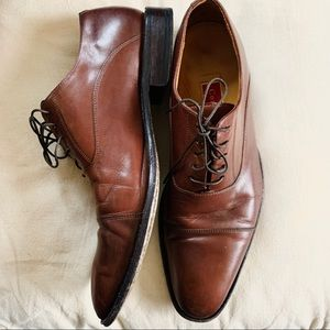 Cole Haan Brown Leather Oxford